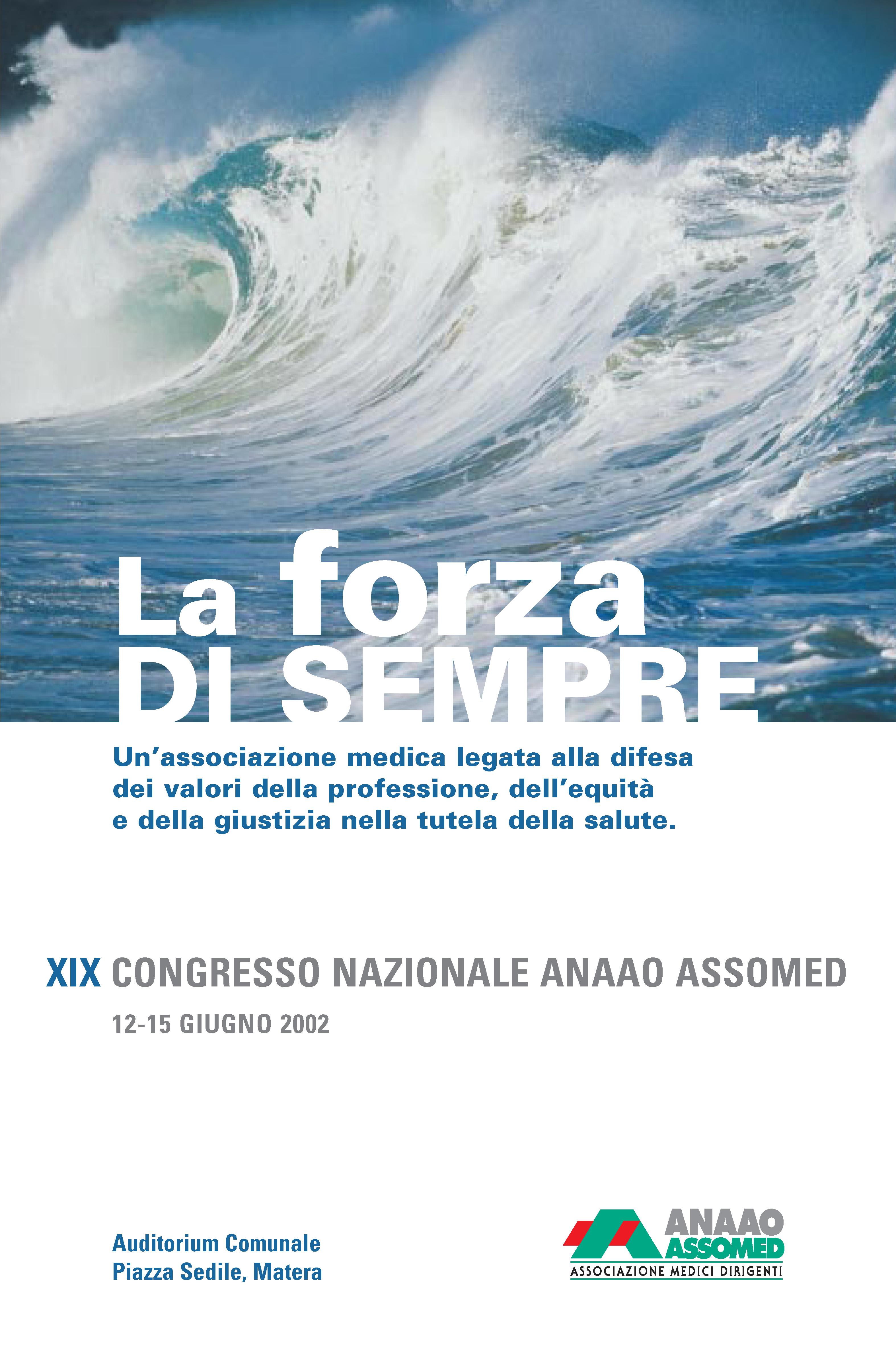 Il programma La relazione del Segretario Nazionale La mozione finale Le tesi congressuali
